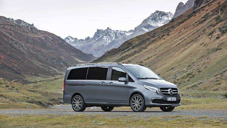 52 Best Mercedes V Klasse 2019 Exterior And Interior