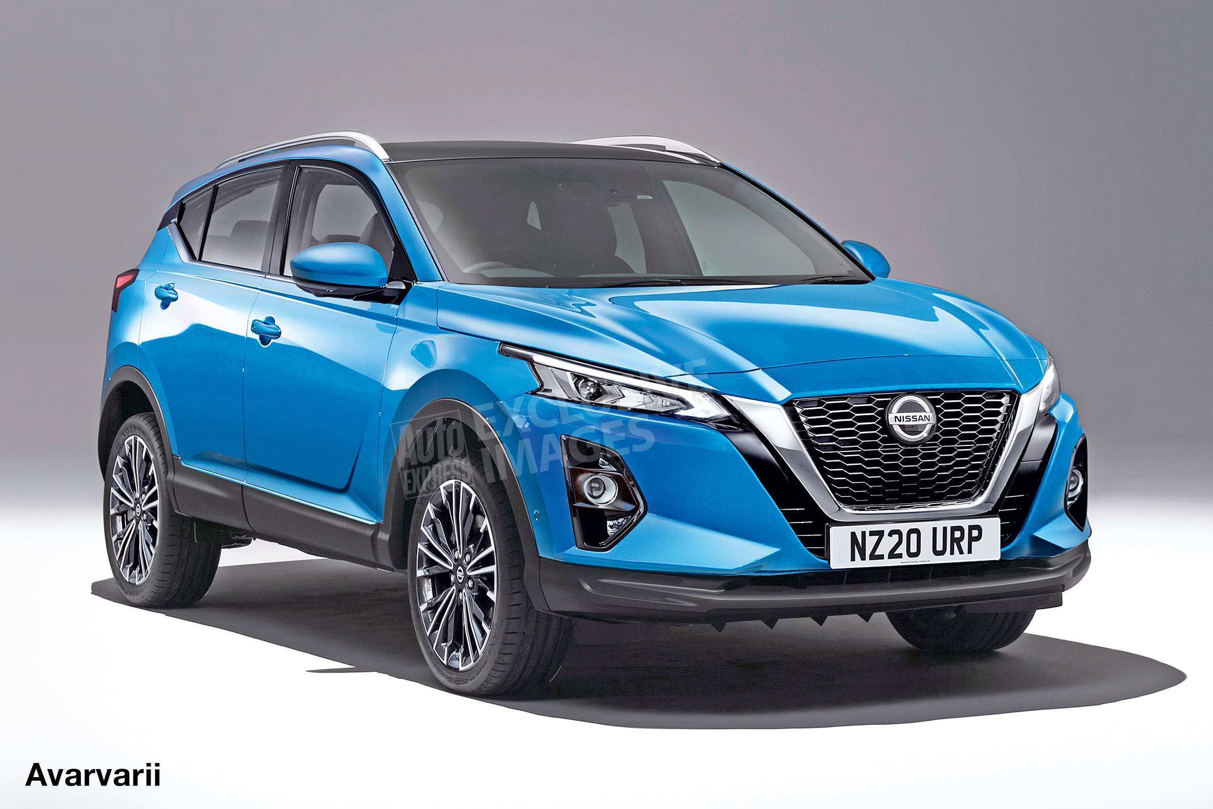 52 Best Nissan Suv 2020 New Concept