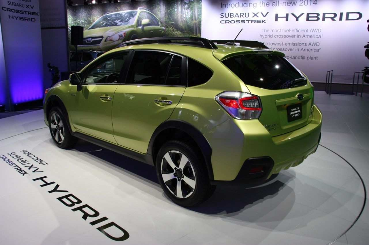52 Best Subaru Xv Turbo 2019 Concept And Review