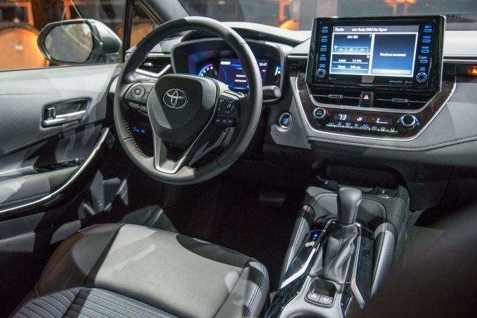52 Best Toyota Corolla 2020 Interior Ratings