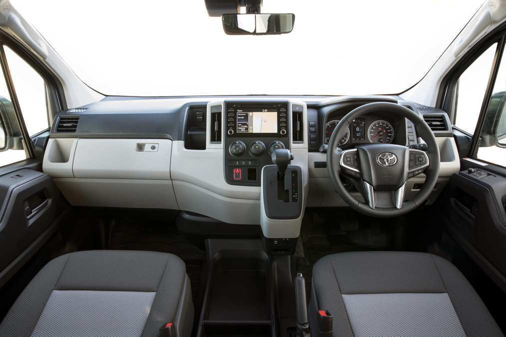 52 Best Toyota Hiace 2019 New Model And Performance