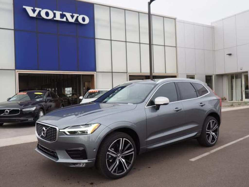 52 Best Volvo Xc60 2019 Osmium Grey Performance And New Engine