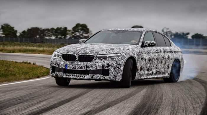 52 New 2019 BMW M5 Xdrive Awd Price