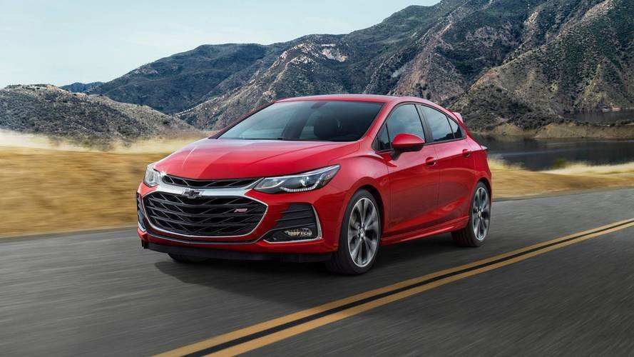 52 New 2019 Chevrolet Cruze Price Design And Review