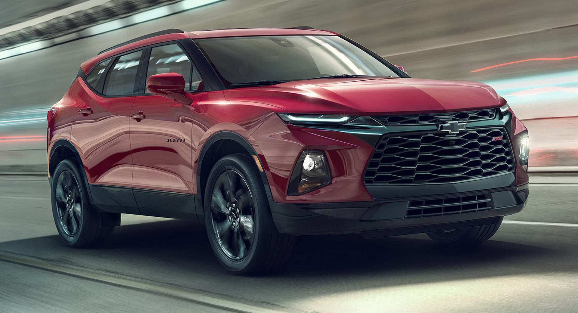 52 New 2019 Chevy Blazer K 5 Specs And Review