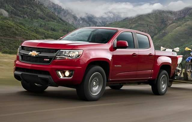 52 New 2019 Chevy Colarado Diesel Price