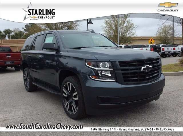 52 New 2019 Chevy Tahoe Overview