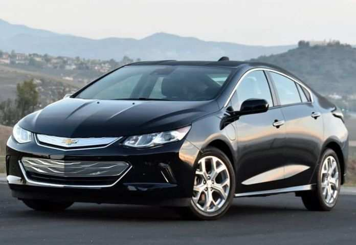 52 New 2019 Chevy Volt Engine