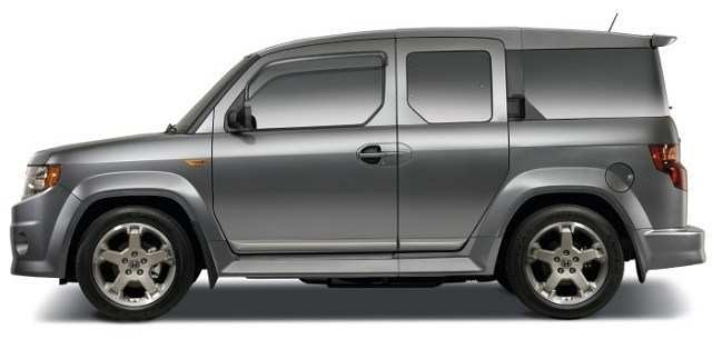 52 New 2019 Honda Element Price And Review