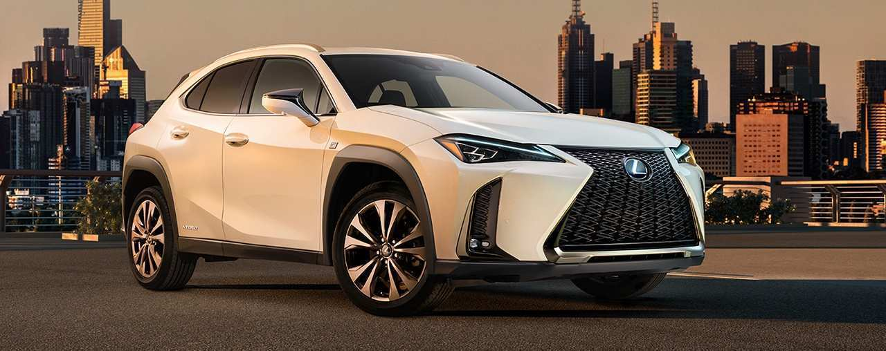 52 New 2019 Lexus Ux Canada First Drive