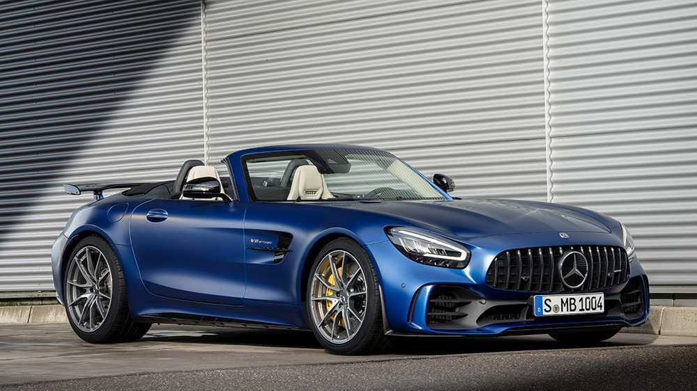 52 New 2019 Mercedes AMG GT Research New
