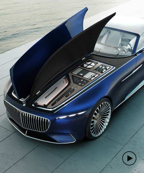 52 New 2019 Mercedes Maybach 6 Cabriolet Price Style