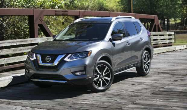 52 New 2019 Nissan Rogue Picture