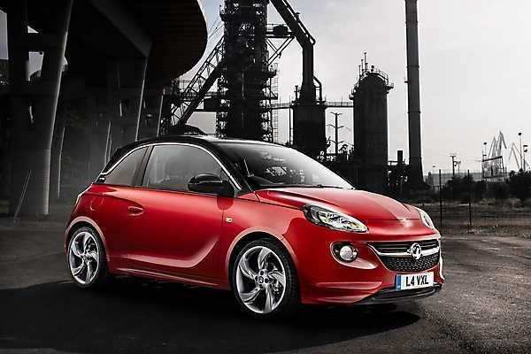 52 New 2019 Opel Adam Rocks Interior
