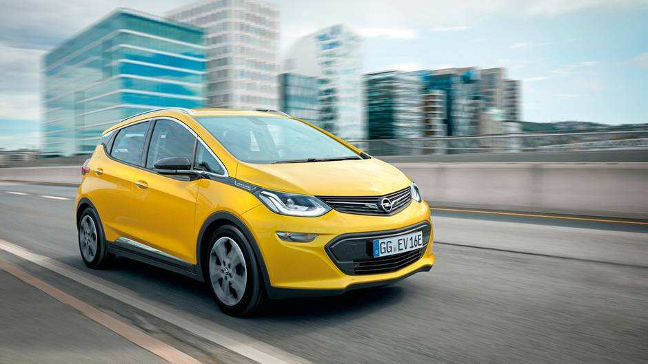 52 New 2019 Opel Ampera Price And Release Date