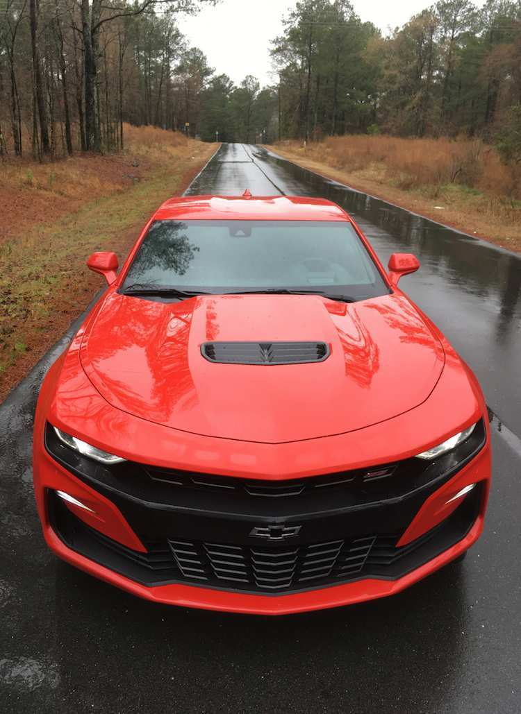 52 New 2019 The Camaro Ss Redesign And Concept