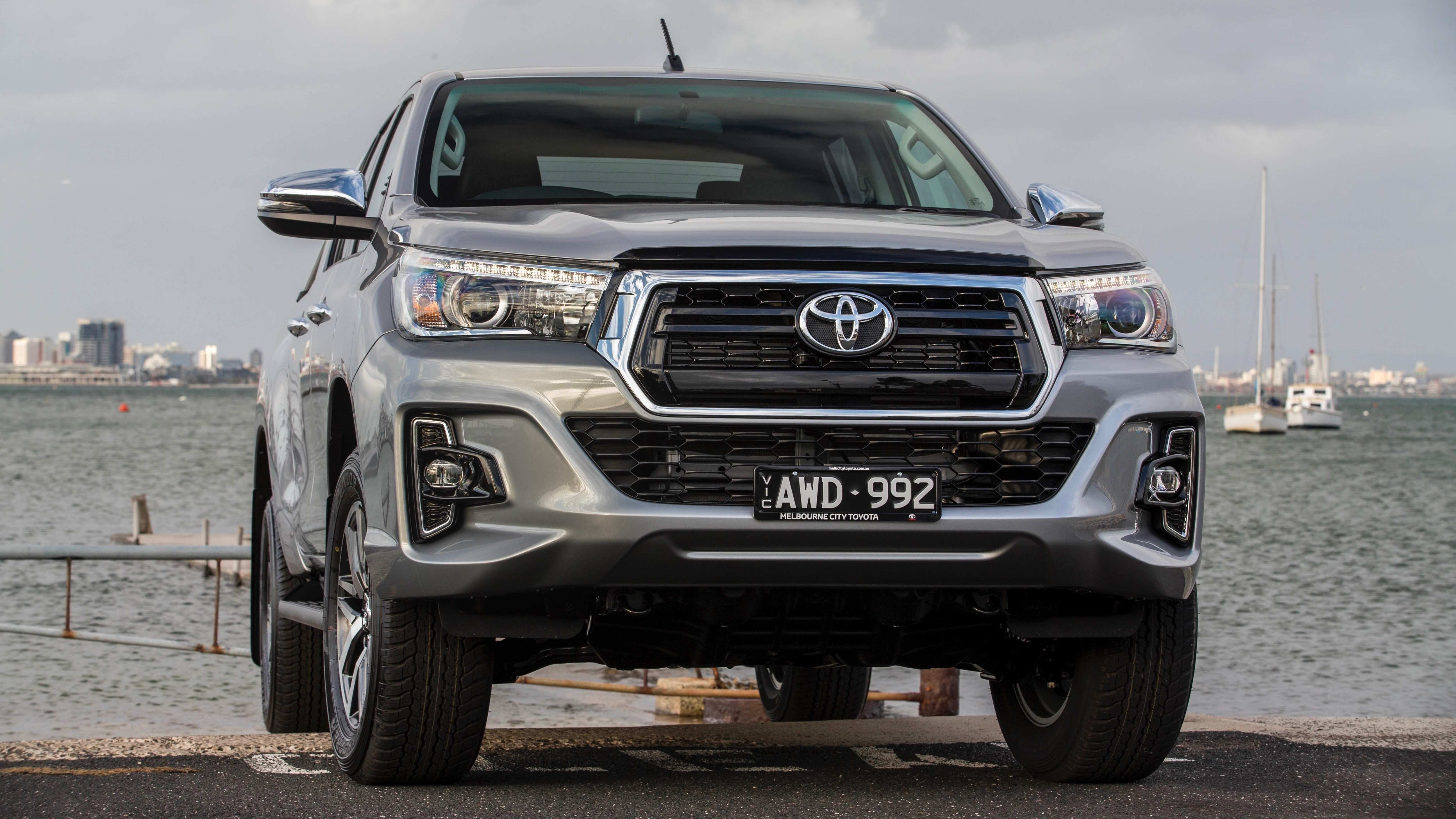 52 New 2019 Toyota Hilux Spy Shots Picture