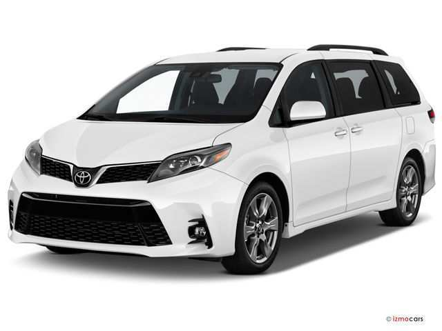 52 New 2019 Toyota Sienna Rumors