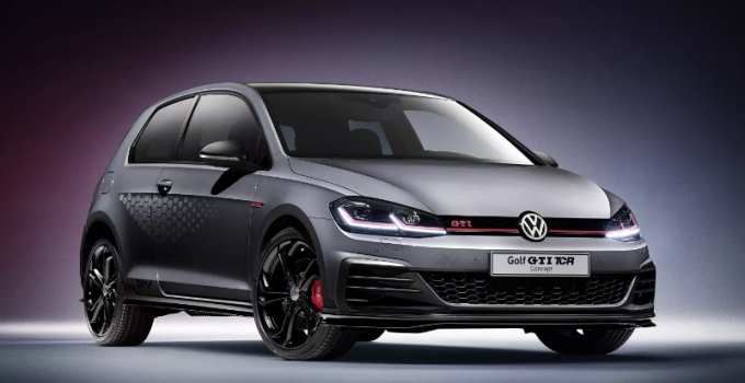 52 New 2019 Volkswagen Golf GTD Interior