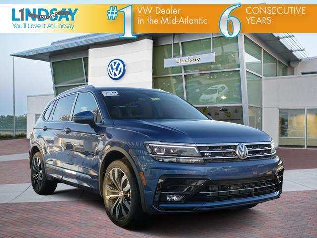 52 New 2019 Volkswagen Tiguan Pricing