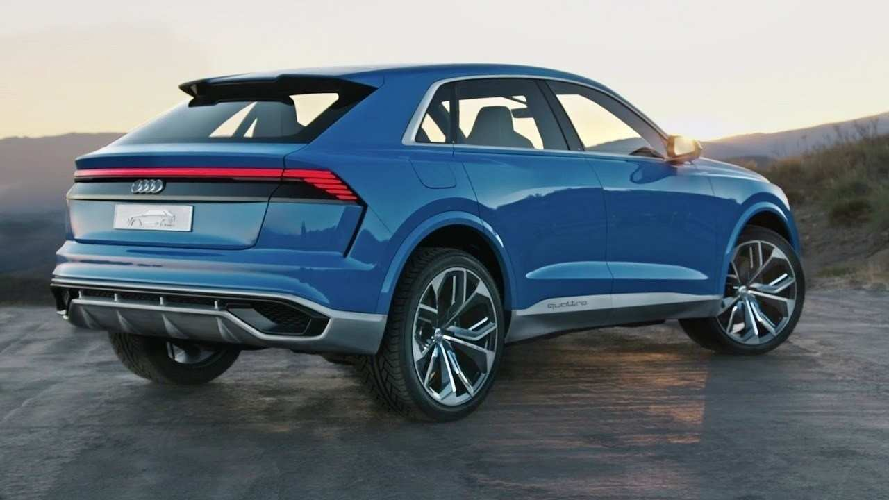 52 New 2020 Audi Q8 Review