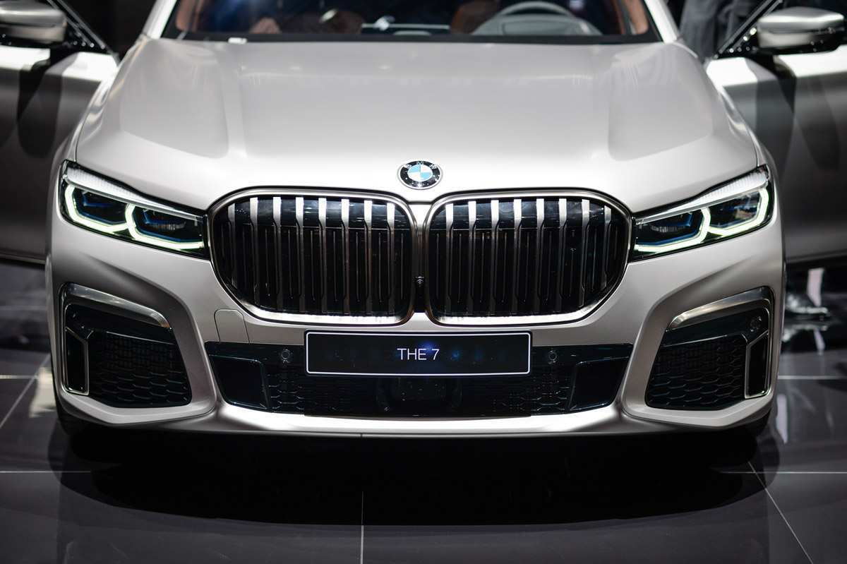 52 New 2020 BMW 7 Series Spy Shoot