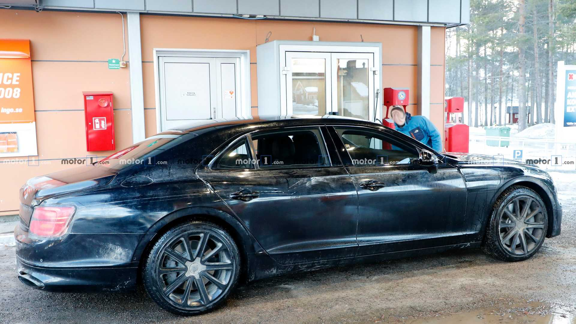 52 New 2020 Bentley Flying Spur Overview