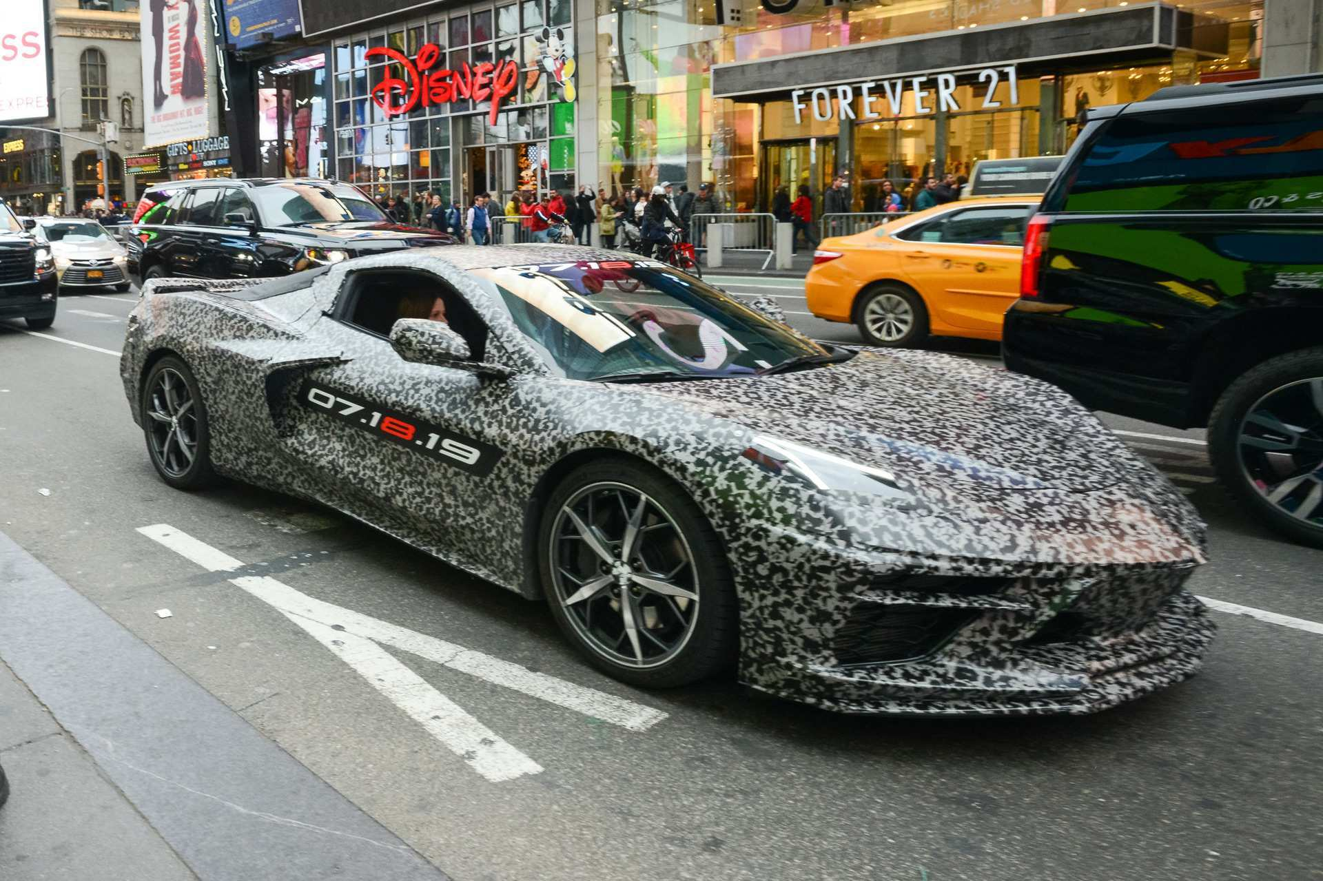 52 New 2020 Chevrolet Corvette Z06 New Model And Performance