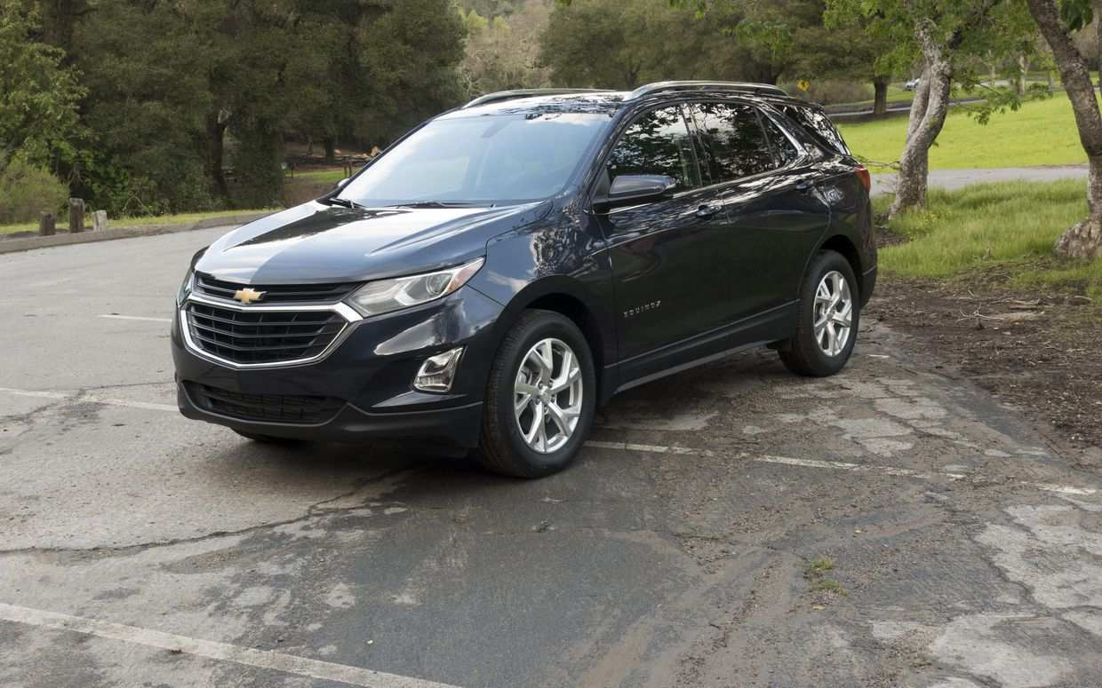 52 New 2020 Chevrolet Equinox Review And Release Date