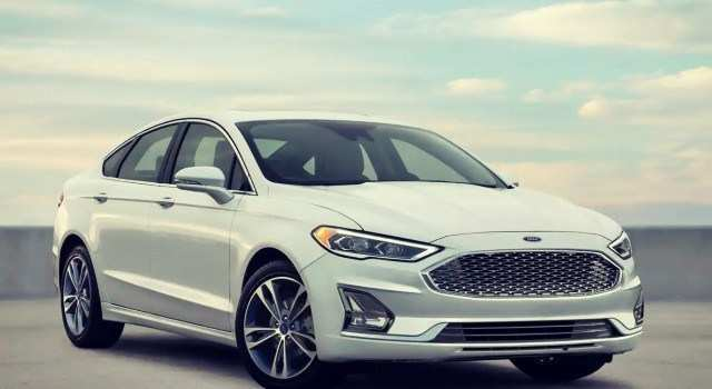 52 New 2020 Ford Fusion Energi Images