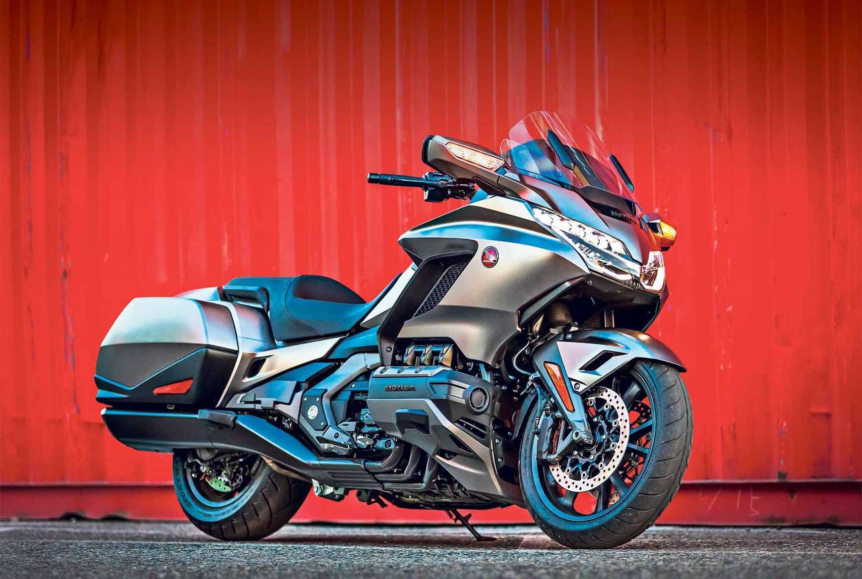 52 New 2020 Honda Gold Wing Redesign And Concept
