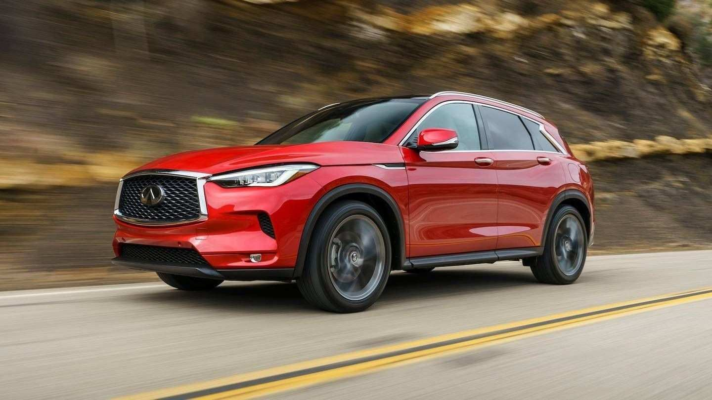 52 New 2020 Infiniti QX70 First Drive