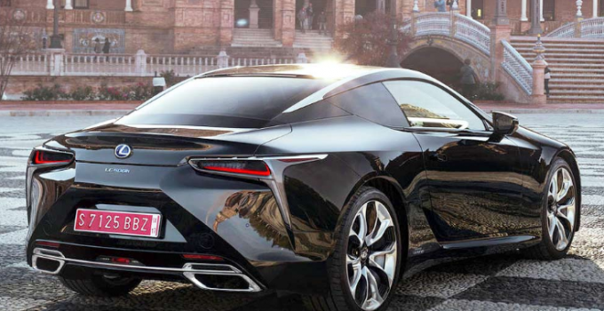 52 New 2020 Lexus Lc 500 Convertible Price New Review