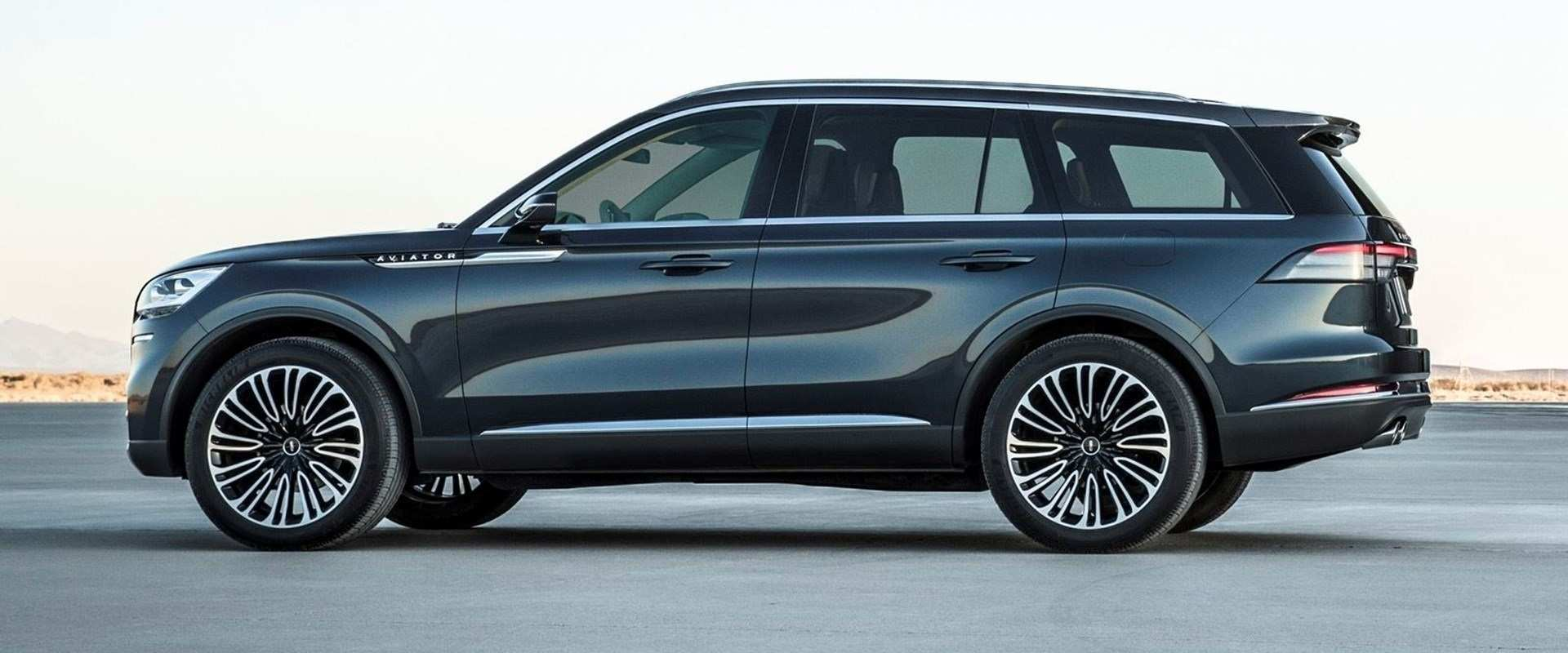 52 New 2020 Lincoln Navigator Spy Shoot
