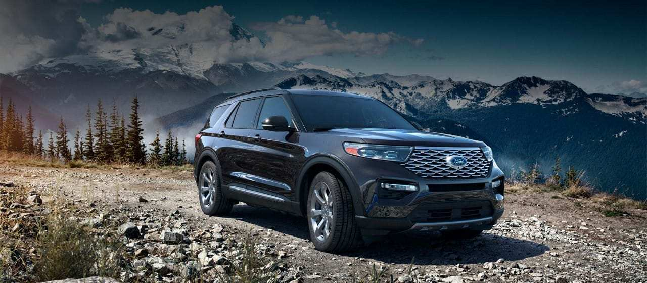 52 New 2020 The Ford Explorer Exterior And Interior
