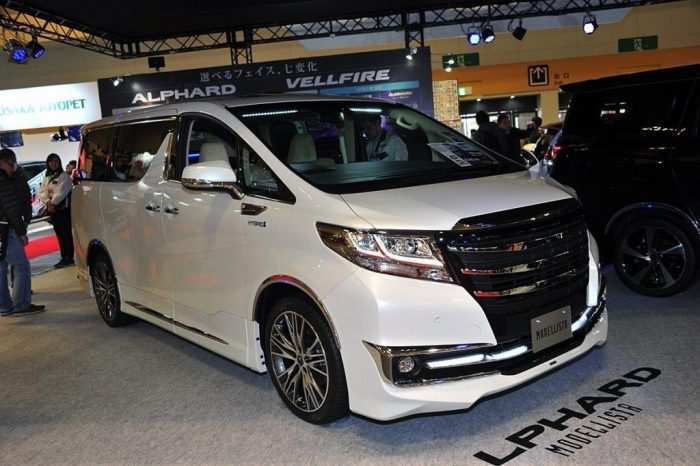 52 New 2020 Toyota Alphard Reviews