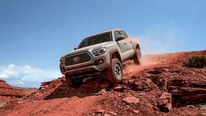 52 New 2020 Toyota Tacoma Diesel Speed Test