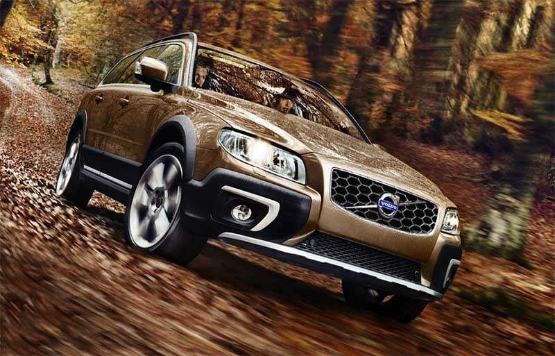 52 New 2020 Volvo Xc70 New Generation Wagon Review