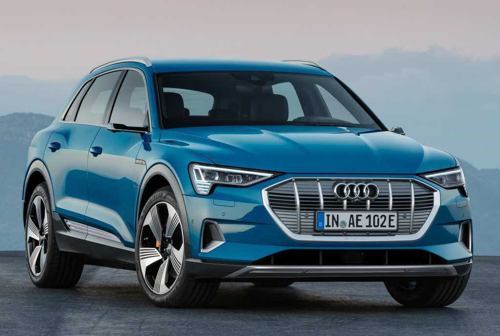 52 New Audi E Tron Suv 2020 Interior