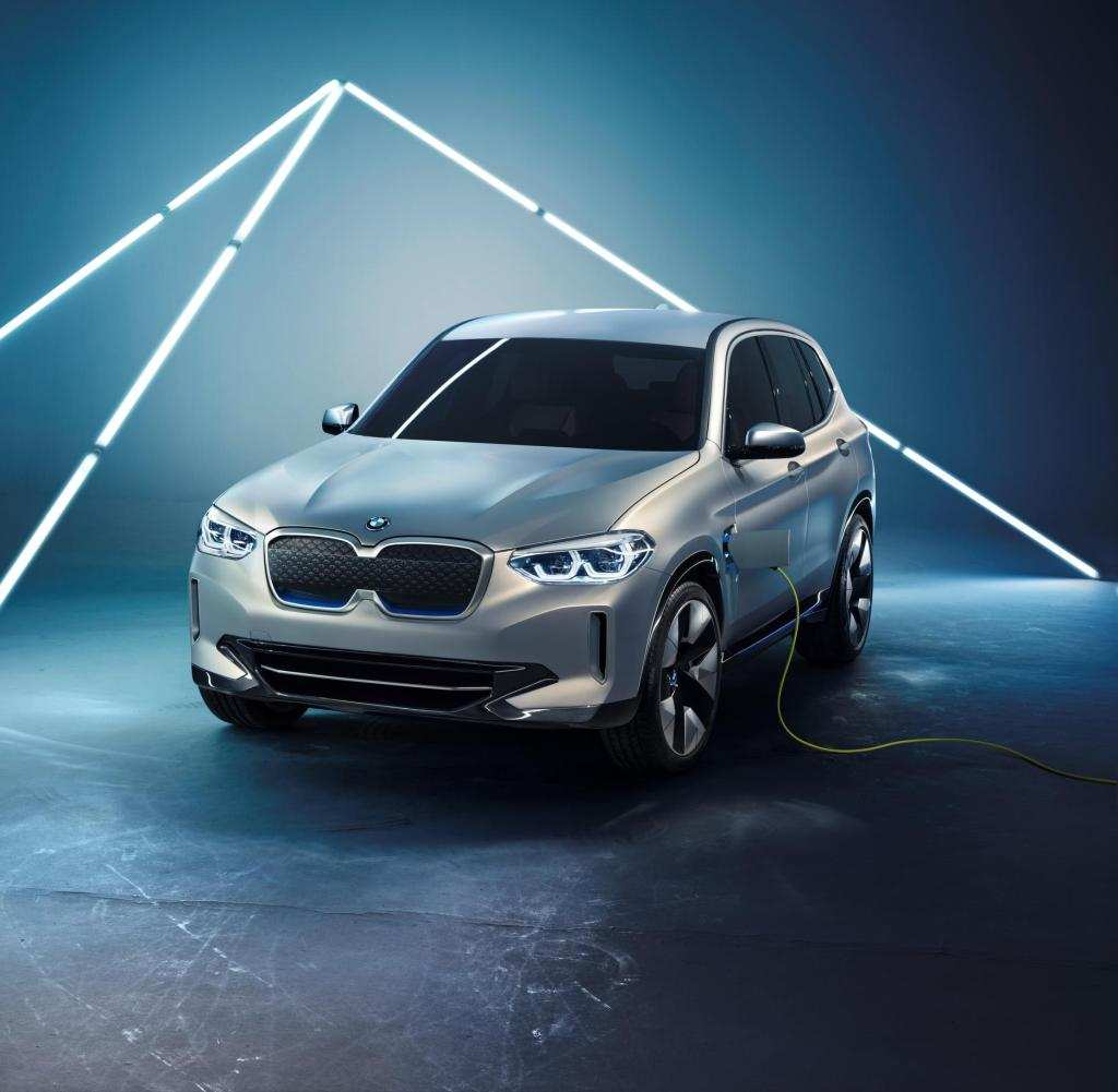 52 New BMW Electric Suv 2020 Performance And New Engine
