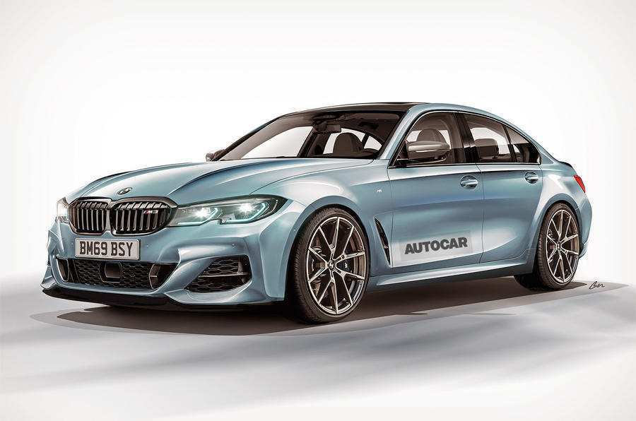 52 New BMW G20 2020 Concept
