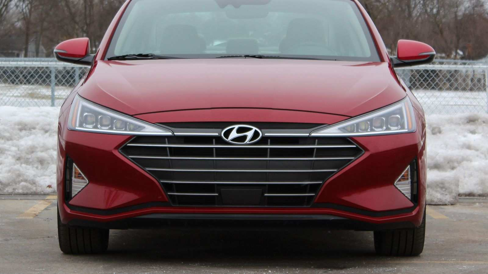 52 New Hyundai Elantra 2020 Redesign And Concept