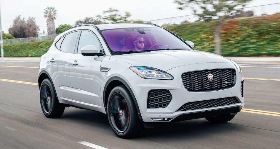 52 New Jaguar E Pace Facelift 2020 History