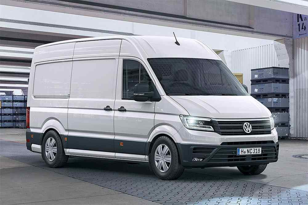 52 New Volkswagen Crafter 2019 Overview