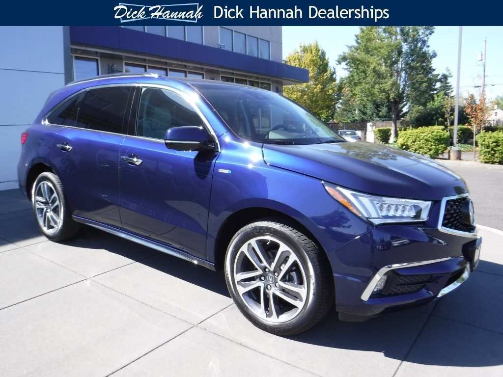 52 The 2019 Acura MDX Hybrid Performance