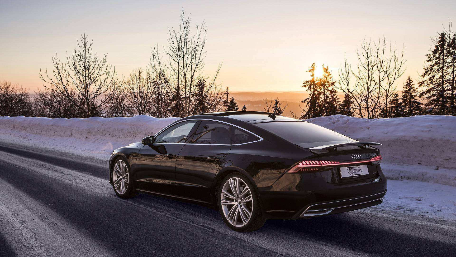 52 The 2019 All Audi A7 Rumors