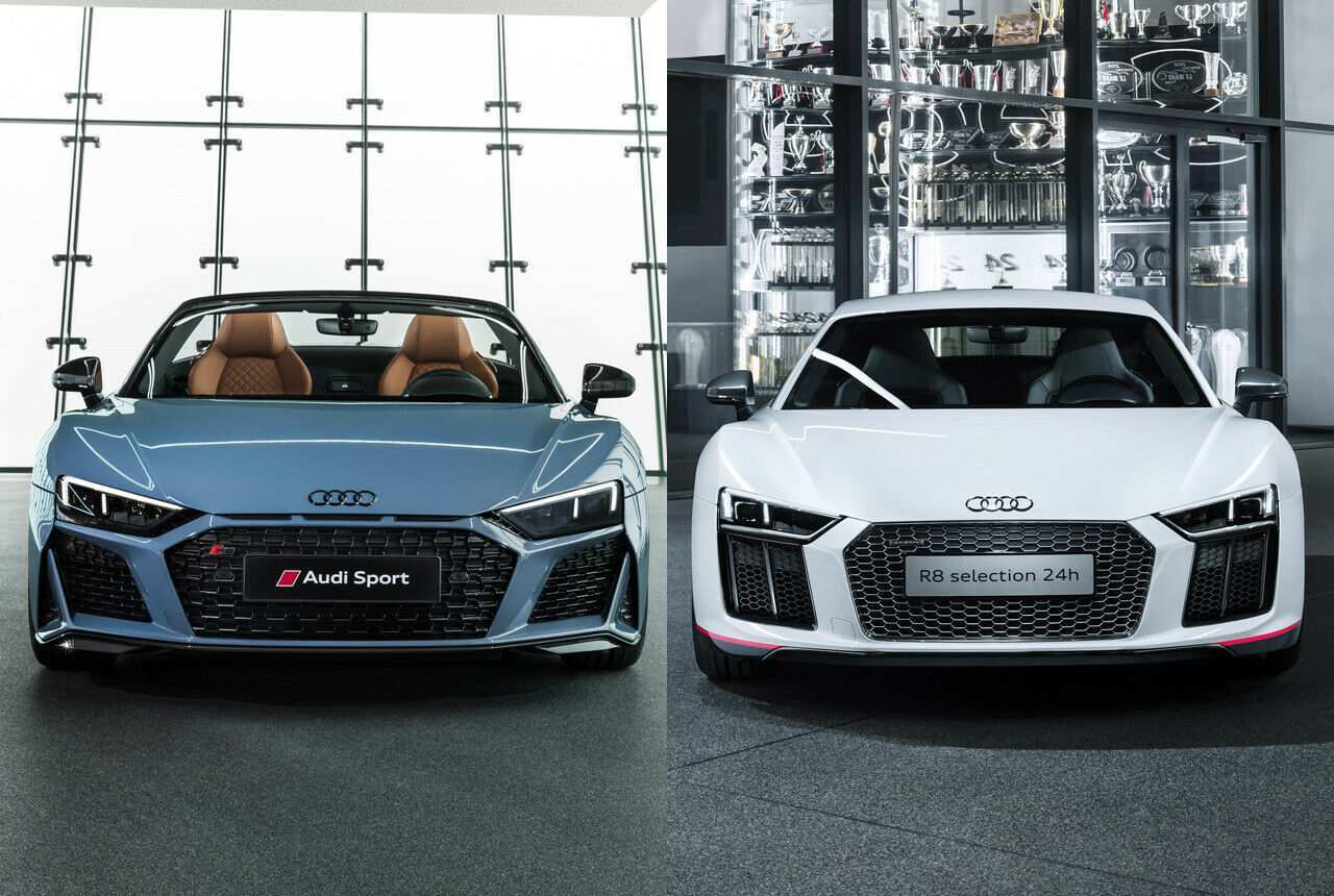 52 The 2019 Audi R8 V10 Spyder Prices