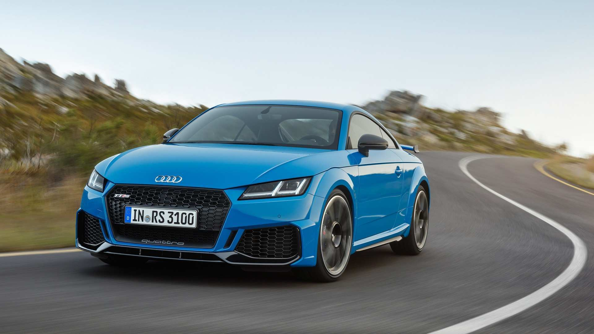 52 The 2019 Audi Tt Rs Speed Test