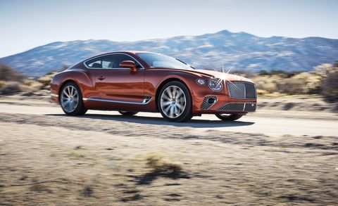 52 The 2019 Bentley Continental GT Price Design And Review