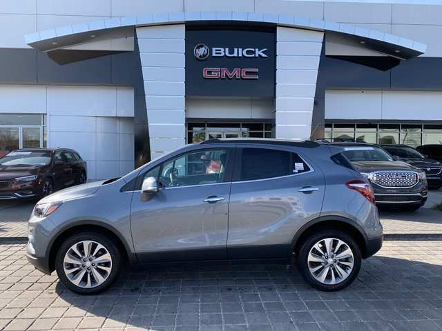 52 The 2019 Buick Encore Rumors
